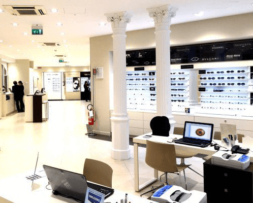 Optician Shop